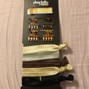 Charlotte Russe Hair Accessories Kit
